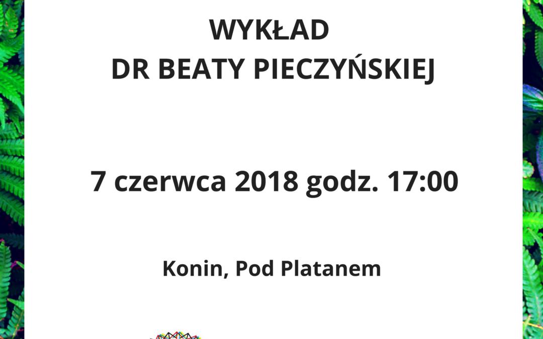 ZDROWE SERCE – wykład dr Beaty Pieczyńskiej w Koninie